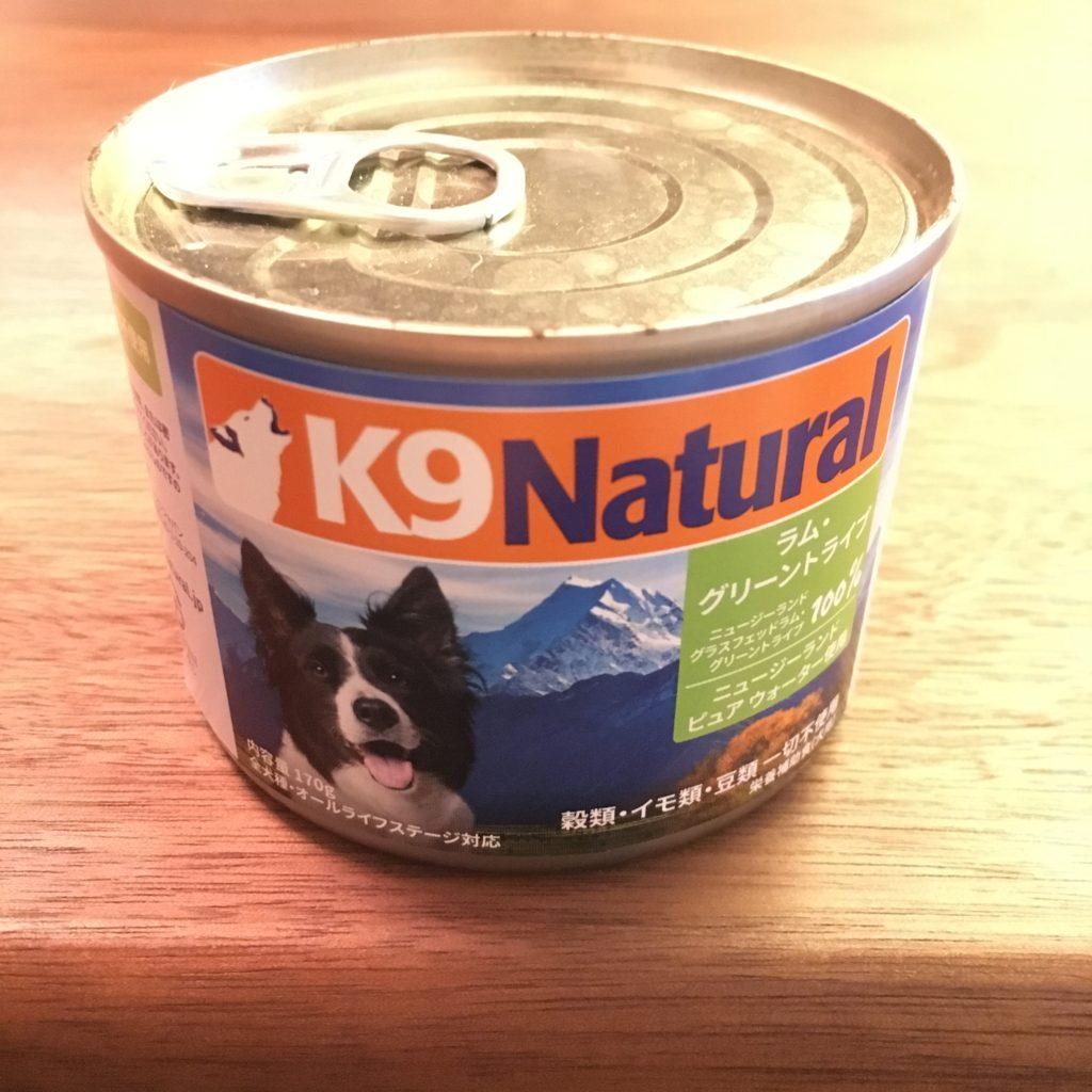 K9ナチュラル・グリーントライプ(缶詰)